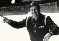 Vladimír Martinec jako trenér a jeho nezapomenutelný lišácký úsměv