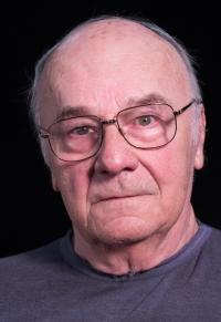 Jiří Karabel při natáčení
