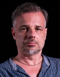 Portrét Jiřího Černického