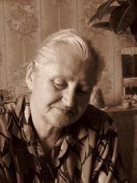 The wife of Jiří Lang, 2008