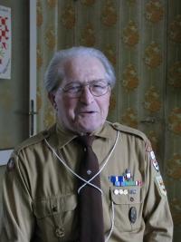 Jiří Lang, filming in 2008