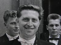 Jiří Lang, a wedding
