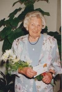 Ludmila Severinová slaví 85 let