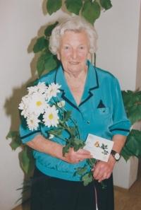 Ludmila Severinová slaví 86 let