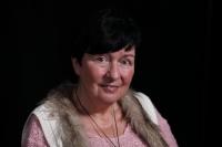 Lydia Baštecká v roce 2019