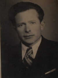 Emil's stepfather Ladislav Slaný, whom the witness's mother, Emilie, married after his father's murder