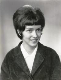 Lydia Baštecká, 1966