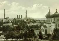 Historická fotografie Zdolbunova, rodného města Dobroslava Karla Stehlíka