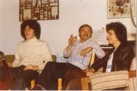 Setkání s Karlem Krylem v Austrálii (1983)