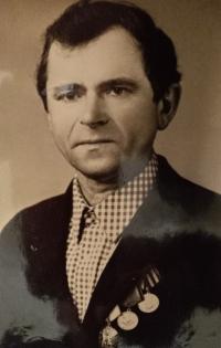 Hryhorij Justynovič Moskaljuk, rok 1951