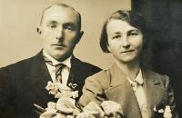 František Musil and Aloisie Dvořáková (Doležalová)
