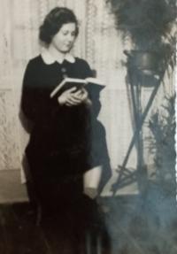 Iryna Volodymyrivna Potapova, rok 1956