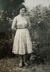 Iryna Volodymyrivna Potapova, rok 1958