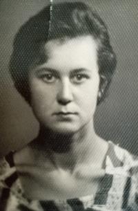 Iryna Volodymyrivna Potapova, rok 1960