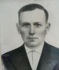 Otec pamětnice Andrij Dobrovolskyj