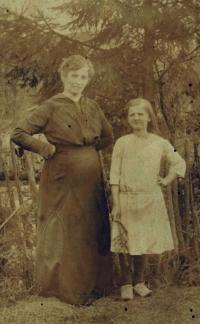 Babička a maminka pamětnice