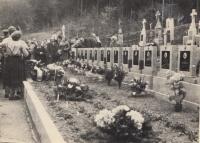 Salašský hřbitov