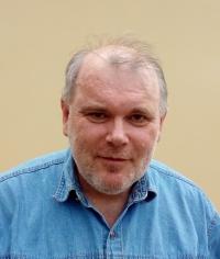 Pavel Mahdal v roce 2020