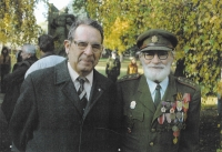 Jan Plovajko a p. Zelený