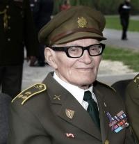 Jan Plovajko při oslavě