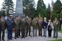 S jinými veterány na oslavách v Ostravě