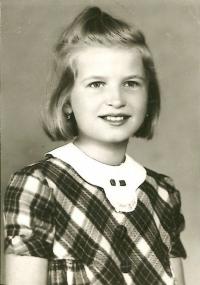 Marie Snášelová, 10 let