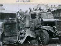Příjezd Rudé armády 11