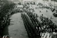 Příjezd Rudé armády 24