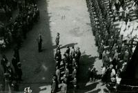 Příjezd Rudé armády 25
