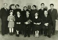 Rodina pamětnice