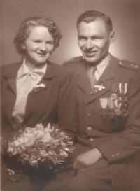 Svatba Jana Plovajka, 1952