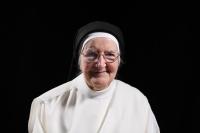 Sestra Slavomíra Měřičková v roce 2020