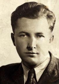 Miloš Jíra - manžel pamětnice