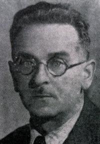 František Procházka, otec pamětnice, zemřel v Osvětimi