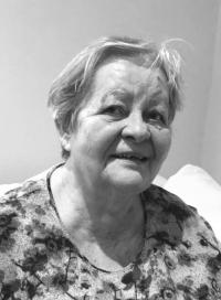 Věra Cepková - current picture II