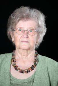 Evženie Hamplová v roce 2020