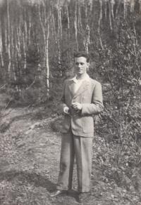 Jaroslav Pánek, 1946