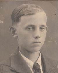 Jaroslav Pánek, cca 1937