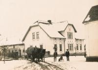 Šimonův statek ve Veselé, cca 1910-1912