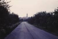 Evangelický kostel Chleby