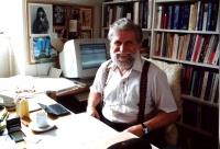 Ivan M. Havel v Centru teoretických studií v Praze, 2000