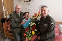 Jarmila Halbrštátová žije v domově s pečovatelskou službou v Moravské Třebové