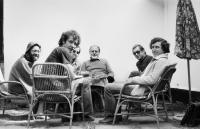 Kampademie na Hrádečku (Neubauer, Palouš, Bratinka, Havel V. a Havel I.), první polovina 80. let