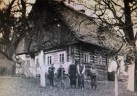 Rodný dům ze začátku 20. století