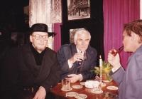 Stanislav Žalud a Jan Schulz, 90. léta