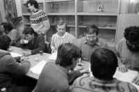 Prípravy mítingu v novembri 1989 v Bardejove