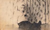 Adolf Černý na konci války