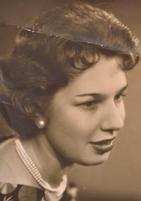 Vlasta Vaňoučková, 1957