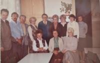 S kolegy, 70. léta