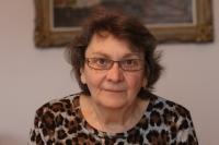 Iva Bejčková v roce 2020